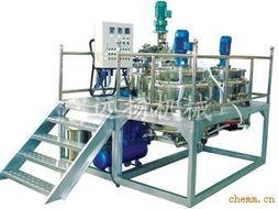 关键词:洗发水生产设备 洗洁精生产设备 乳化机械 化工机械-大型真空...