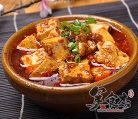 麻婆豆腐-10种成都小吃的美丽传说 图