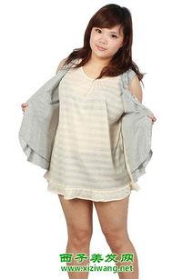 胖太太中年妇女服装
