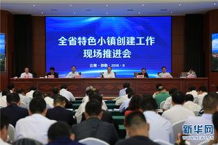 ,累计完成投资568亿元.   云南省特色小镇发展领导小组办公室主任...