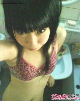 15岁少女自拍不雅照