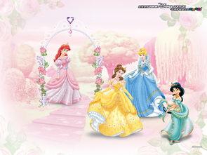 迪士尼公主屋
