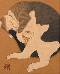 日本浮世绘艺术的当代表现形式