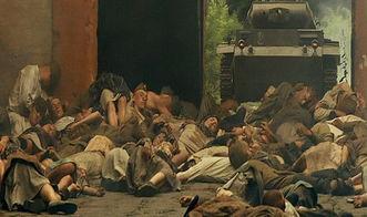 兵临城下之决战要塞 俄罗斯化战争片的标准模本