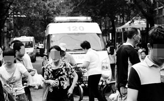 辆如救护车,你开车的时候会不会主动让路呢?北京市卫生局近日透露...
