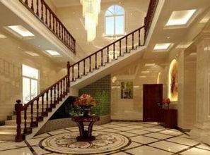 别墅风水知识 别墅楼梯设计风水