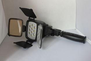 摄像机补光灯价格 网络摄像机加补光灯后的效果图 50w功率led白光监...