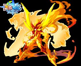 炎焚九天-红莲 圣魂 傲世 高清大图