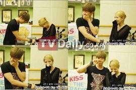 BoA和银赫握手照片公开 两人露羞涩笑容显可爱