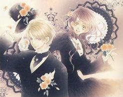 伯爵与妖精 卷二第五章隔着玻璃的爱恋5.1