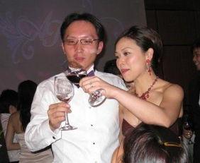 凤凰卫视美女主播谢亚芳结婚