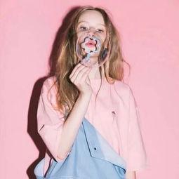 甜蜜粉色系情人节妆容