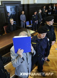 奥地利乱伦案犯罪嫌疑人出庭受审