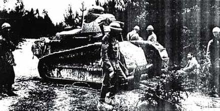 ...协约国对德意志帝国最后的攻击