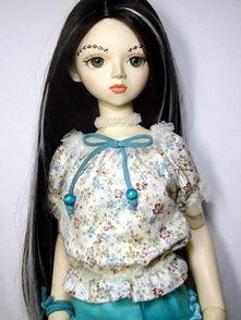 SD娃娃 美丽女生系列