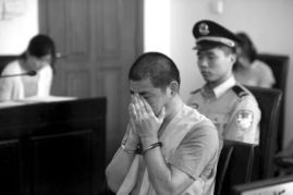 上门女婿因家庭矛盾刺死岳父 法庭上求死刑偿命