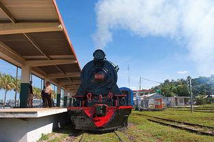 ...怀旧蒸汽火车 穿越时空游沙巴