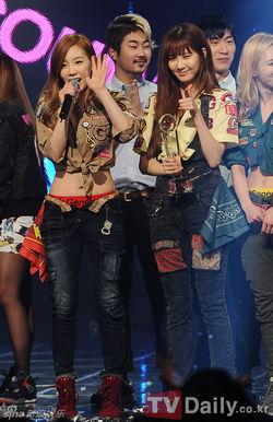 ...1月17日在首尔公开录制,少女时代、白智英、2YOON、INFINITE H...