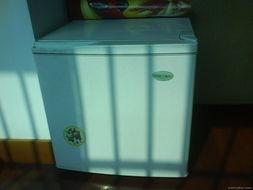 求购单开门小冰箱,二手也可以