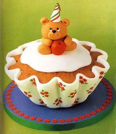 樱桃生日蛋糕