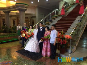 朝鲜的民风民俗一直是外界关注的重点,结婚仪式有哪些讲究自然是大...